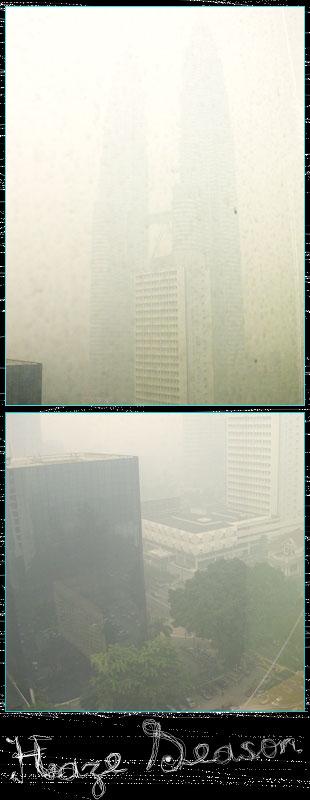 Haze Season