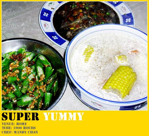 Super Yummy Dinner