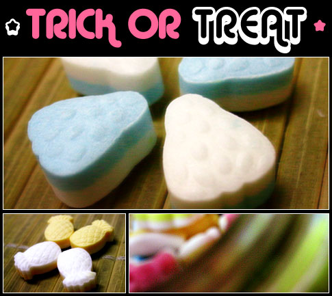 * trick or treat *: Sweet Candies