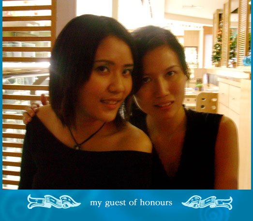 Birthday Dinner @ Basil, Bangsar Village: ME and Jane