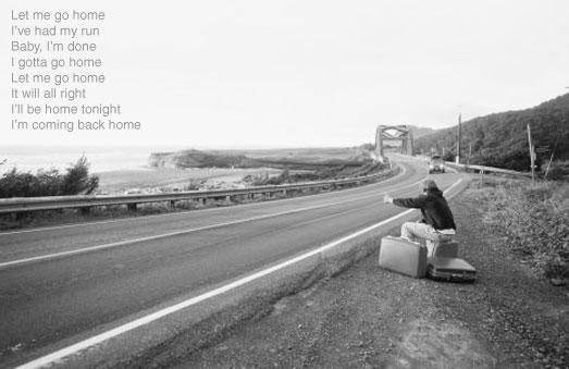 Michael Bublé Lyrics: Home