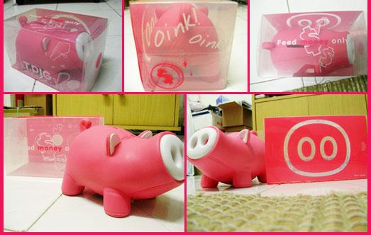 T.Pig Banker