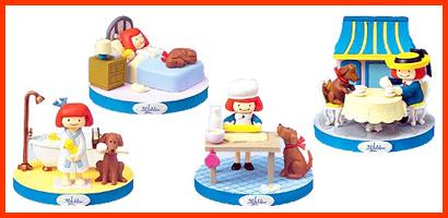 Madeline Toy Set
