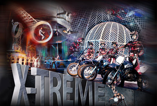 XTREME! Push The Limits