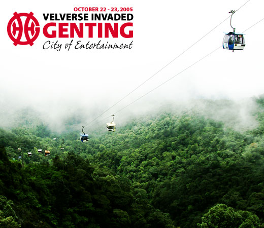 Velverse Invaded Genting Highlands