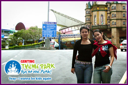 Go Genting!: Genting Theme Park