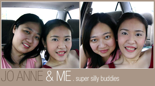 Super Silly Buddies: Jo Anne & ME