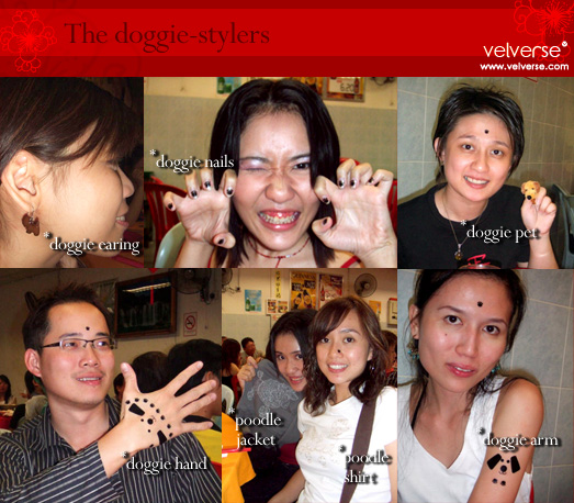 The doggie-stylers