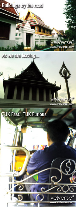 Just TUK fast TUK furious!