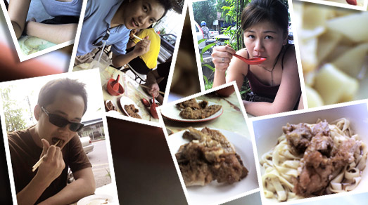 Day 02: Food Trip to Malacca