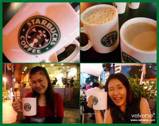 Starbucks at KL Plaza