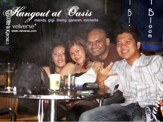 Hangout at Oasis