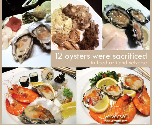 Just So Oyster!