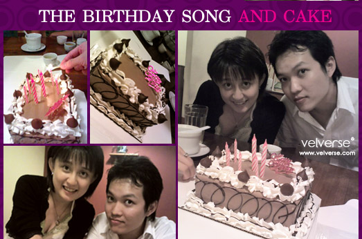 Brian and Jessy's Birthday
