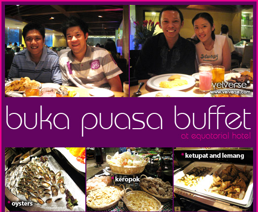 Buffet Spree @ Equatorial
