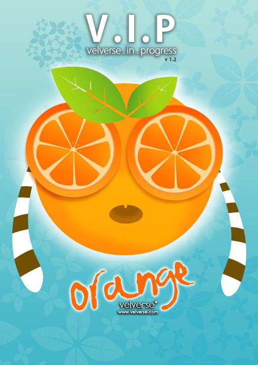 My little orange~