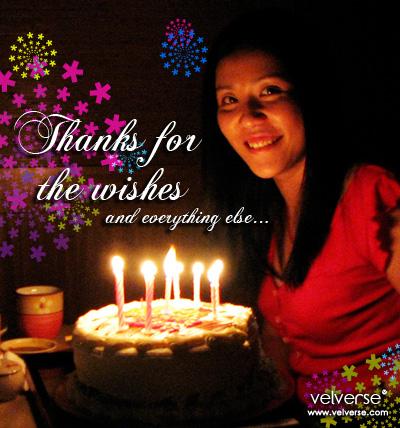 Many Thanks~