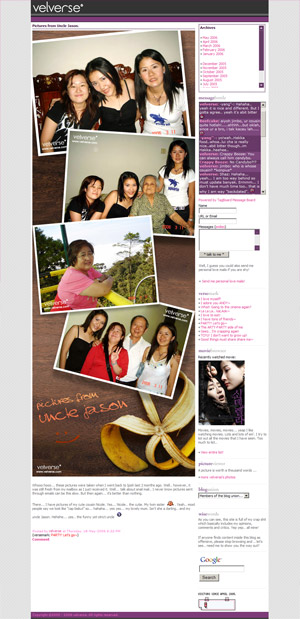 My old blog