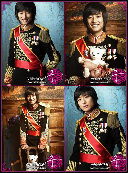 Joo Ji Hoon (주지훈) as Lee Shin (이신)