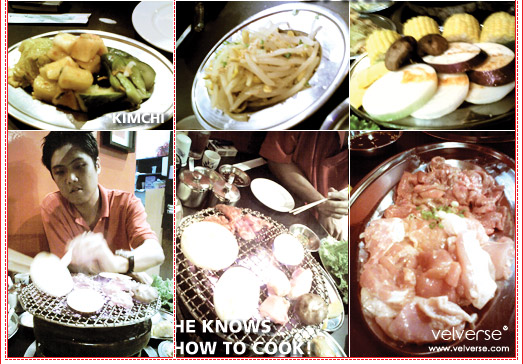 Loh's Birthday Dinner