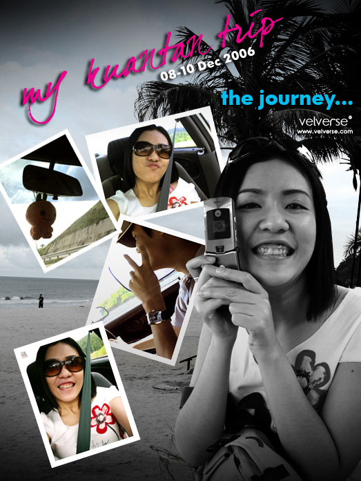My little trip to kuantan