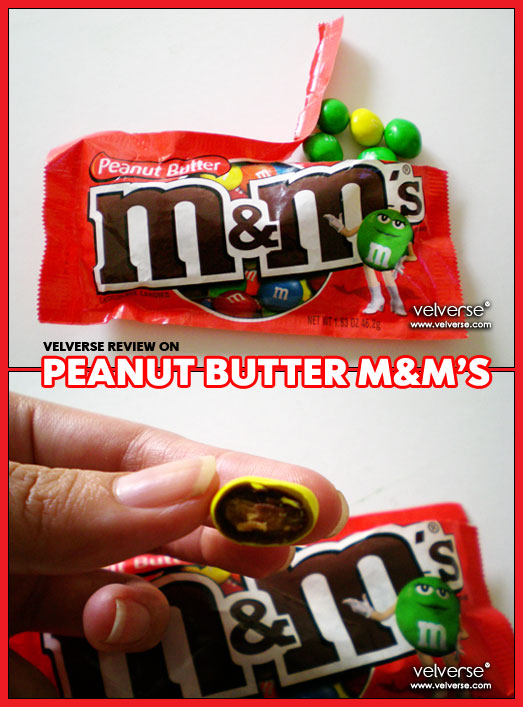 Peanut Butter m&m's