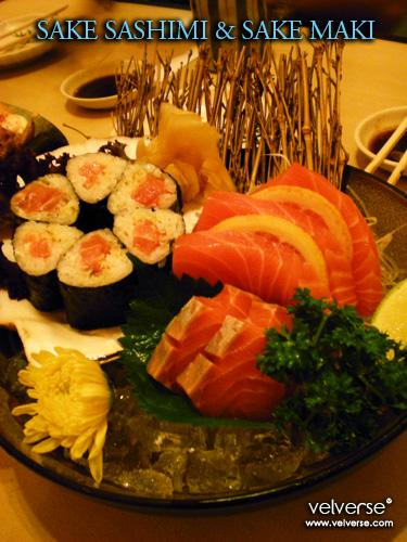 Oswald's Birthday Dinner at Umai-Ya