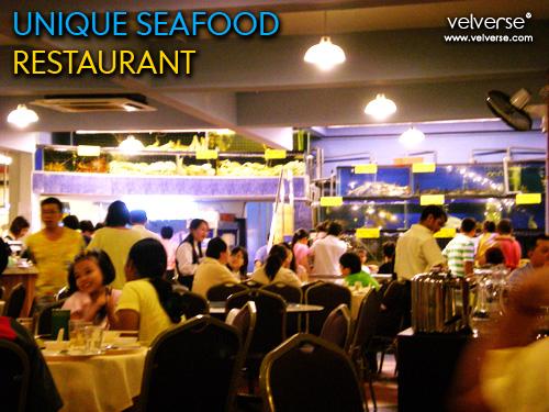 Unique Seafood Restaurant