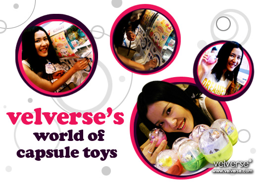 velverse's world of capsule toys