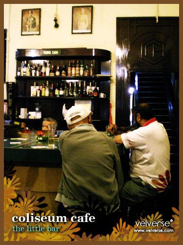 the nostalgic cafe