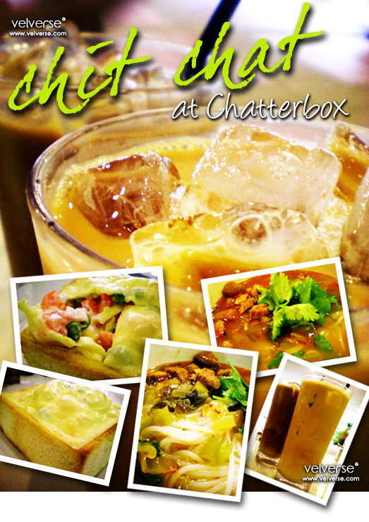 Chit Chat at Chatterbox