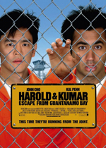 Harold and Kumar: Escape from Guantanamo Bay (2008)