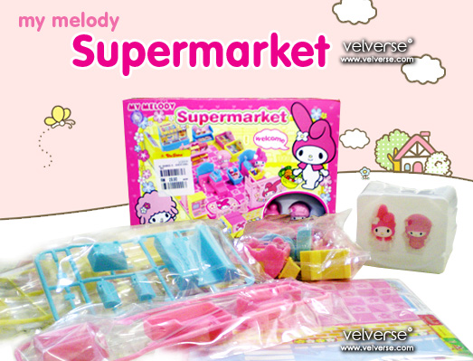 My Melody Supermarket