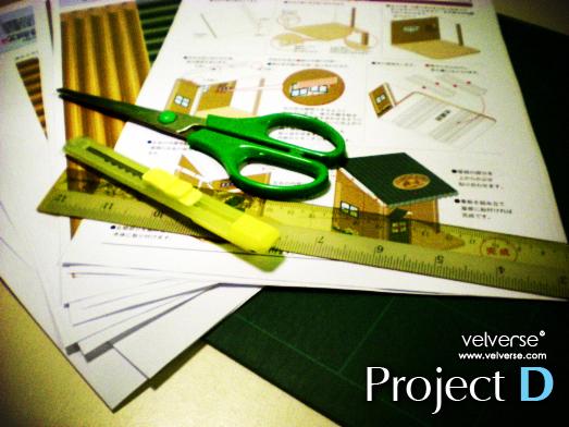Project D!