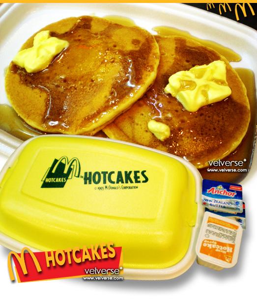 McDonald's Hot Cakes