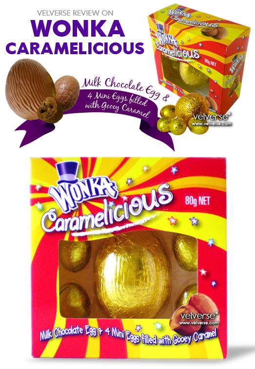 Wonka Caramelicious