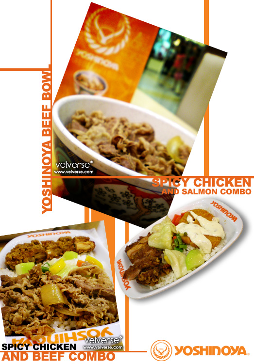 Yoshinoya - Yummy Beef Bowl