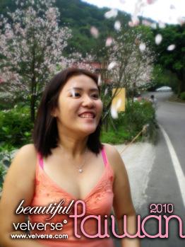 Pink Snow in Taiwan