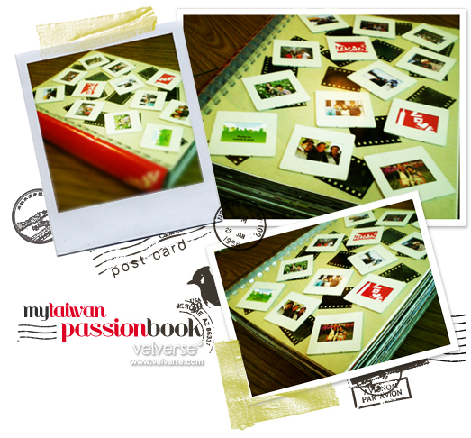 My Taiwan Passionbook