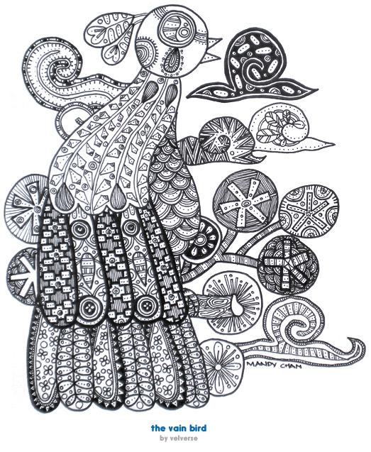 The Vain Bird