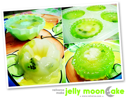 iHEART Jelly Mooncake