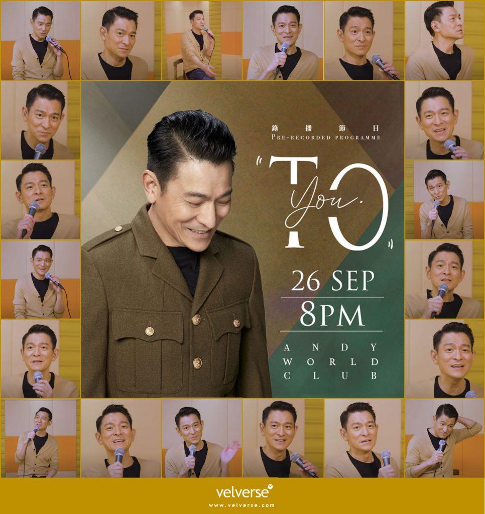 Andy Lau 60th Birthday
